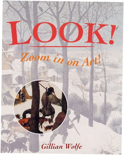 Look! Zoom in on Art - Jacket