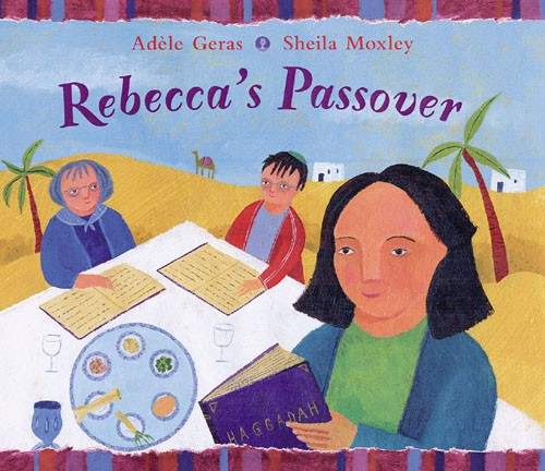 Rebecca's Passover - Jacket