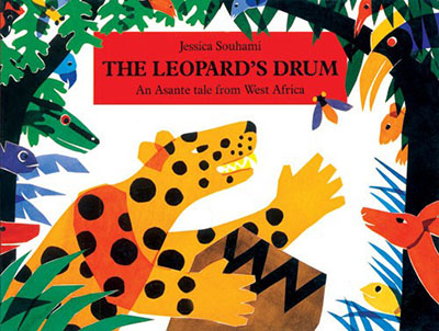 The  Leopard's Drum Big Book - Jacket