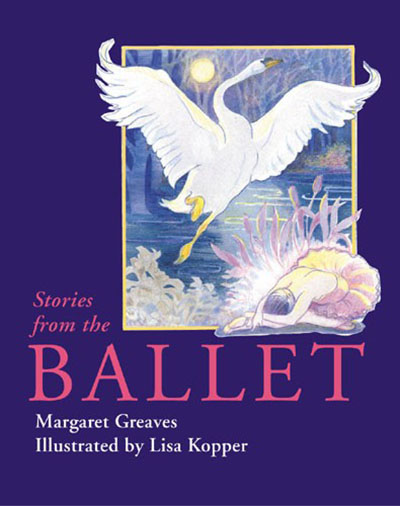 Stories from the Ballet - Jacket