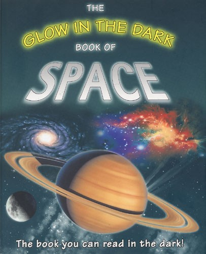 The  Glow in the Dark Book of Space - Jacket