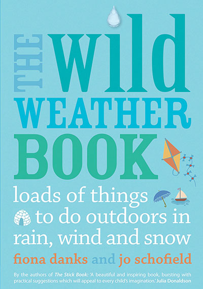 The  Wild Weather Book - Jacket