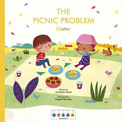 STEAM Stories: The Picnic Problem (Maths) - Jacket