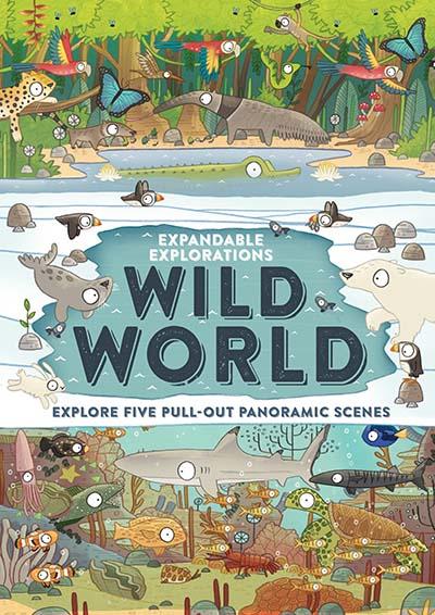 Expandable Explorations: Wild World - Jacket