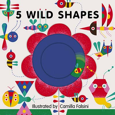 5 Wild Shapes - Jacket