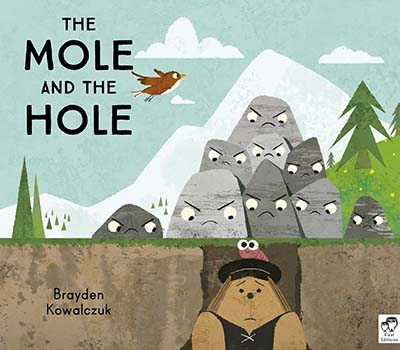 The Mole and the Hole - Jacket