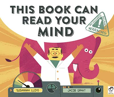 This Book Can Read Your Mind - Jacket