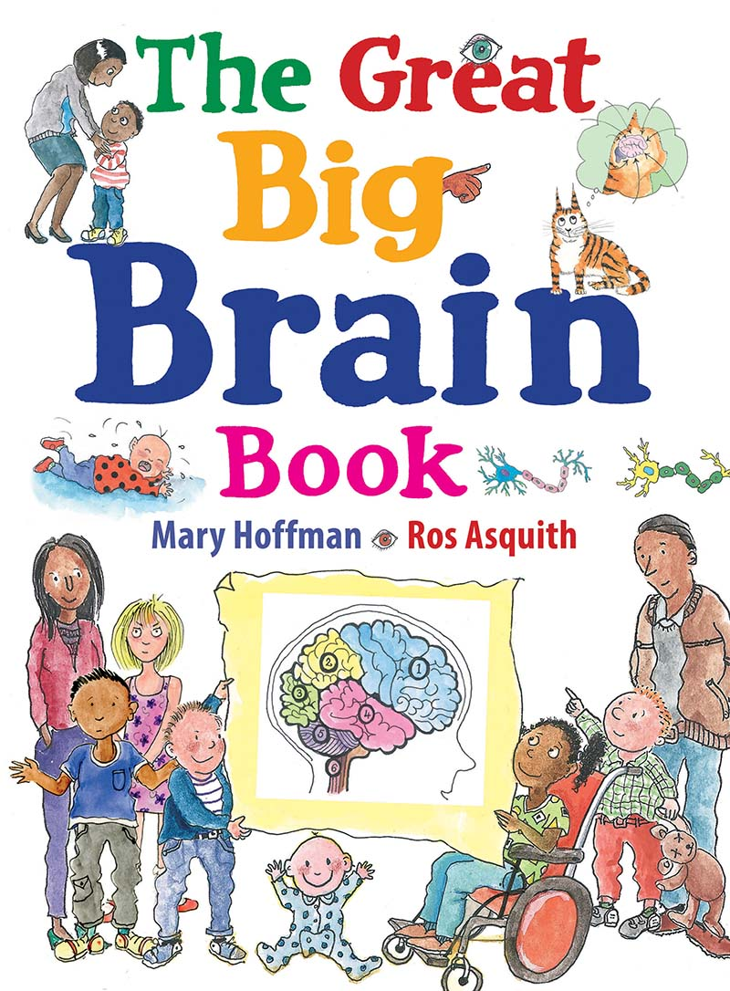 The Great Big Brain Book - Jacket