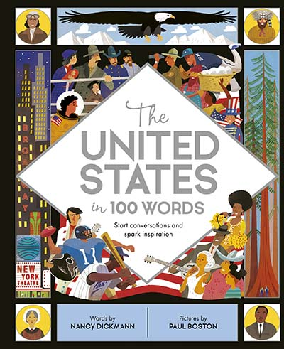 The United States in 100 Words - Jacket
