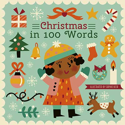 Christmas in 100 Words - Jacket