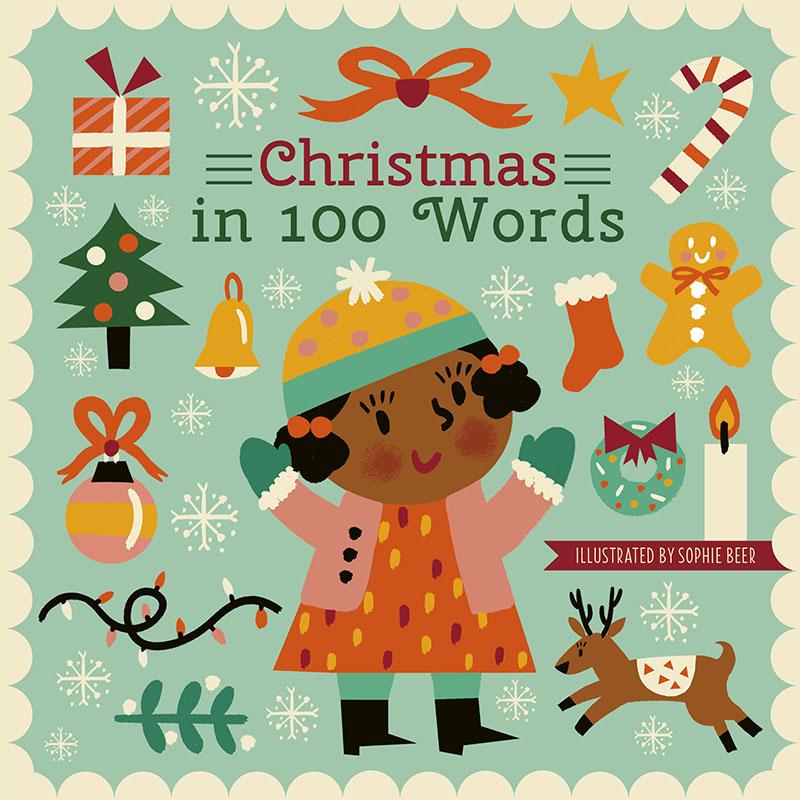 Christmas in 100 Words - Jacket
