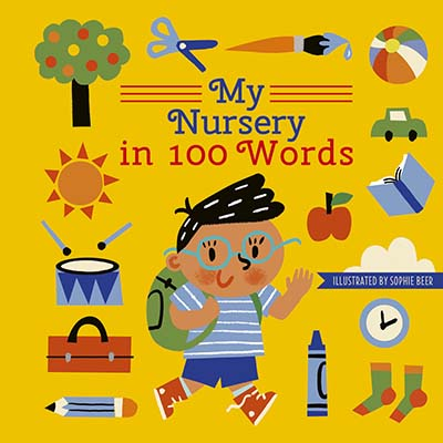 My Nursery in 100 Words - Jacket