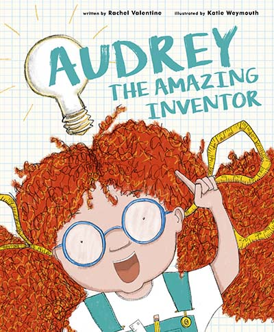 Audrey the Amazing Inventor - Jacket