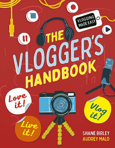 The Vlogger's Handbook - Jacket