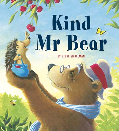 Kind Mr Bear - Jacket