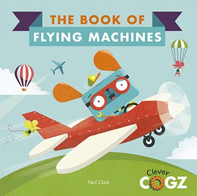 The Book of Flying Machines - Jacket
