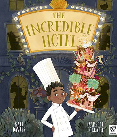 The Incredible Hotel - Jacket