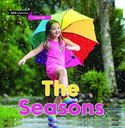 Let's Talk: The Seasons - Jacket