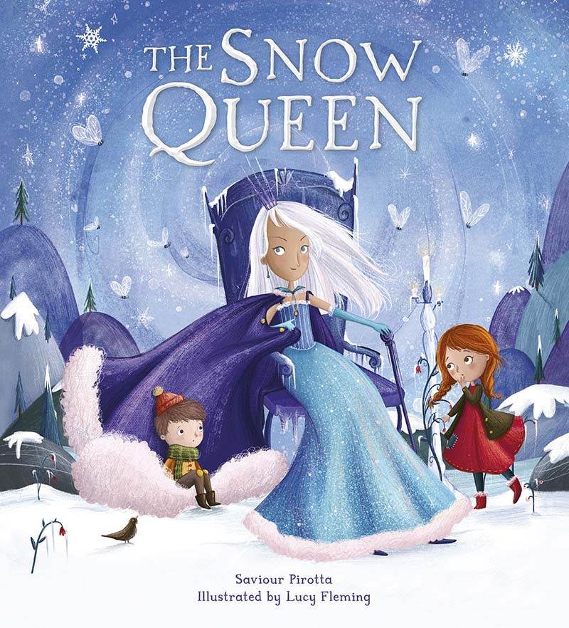 Storytime Classics: The Snow Queen - Jacket