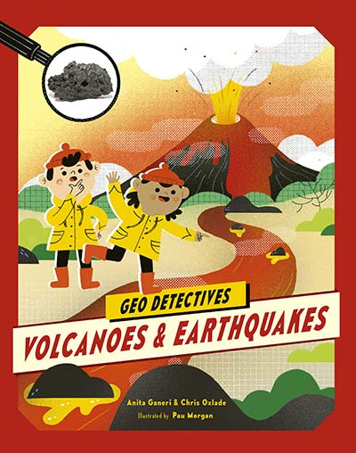 Volcanoes and Earthquakes - Jacket