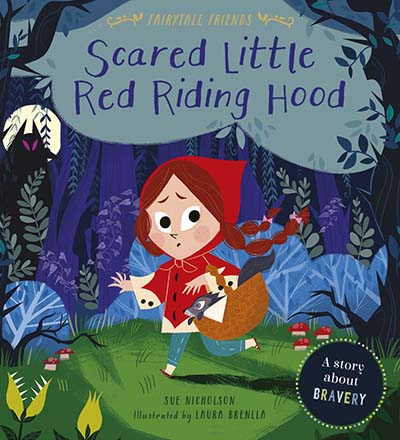 Scared Little Red Riding Hood - Jacket