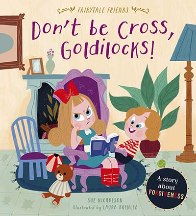 Don't Be Cross, Goldilocks! - Jacket
