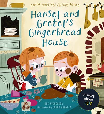 Hansel and Gretel's Gingerbread House - Jacket