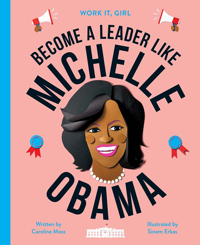 Work It, Girl: Michelle Obama - Jacket