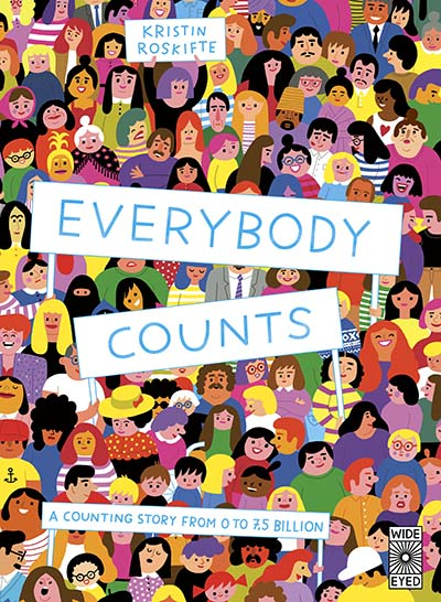 Everybody Counts - Jacket