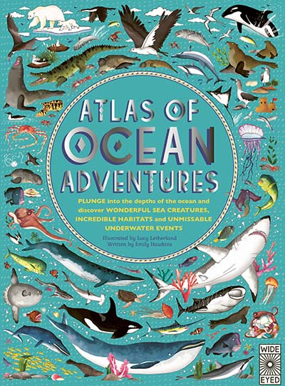 Atlas of Ocean Adventures - Jacket