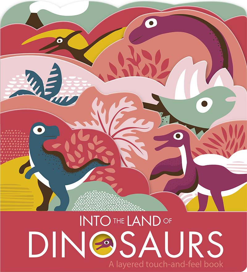 Into The Land Of Dinosaurs - Jacket