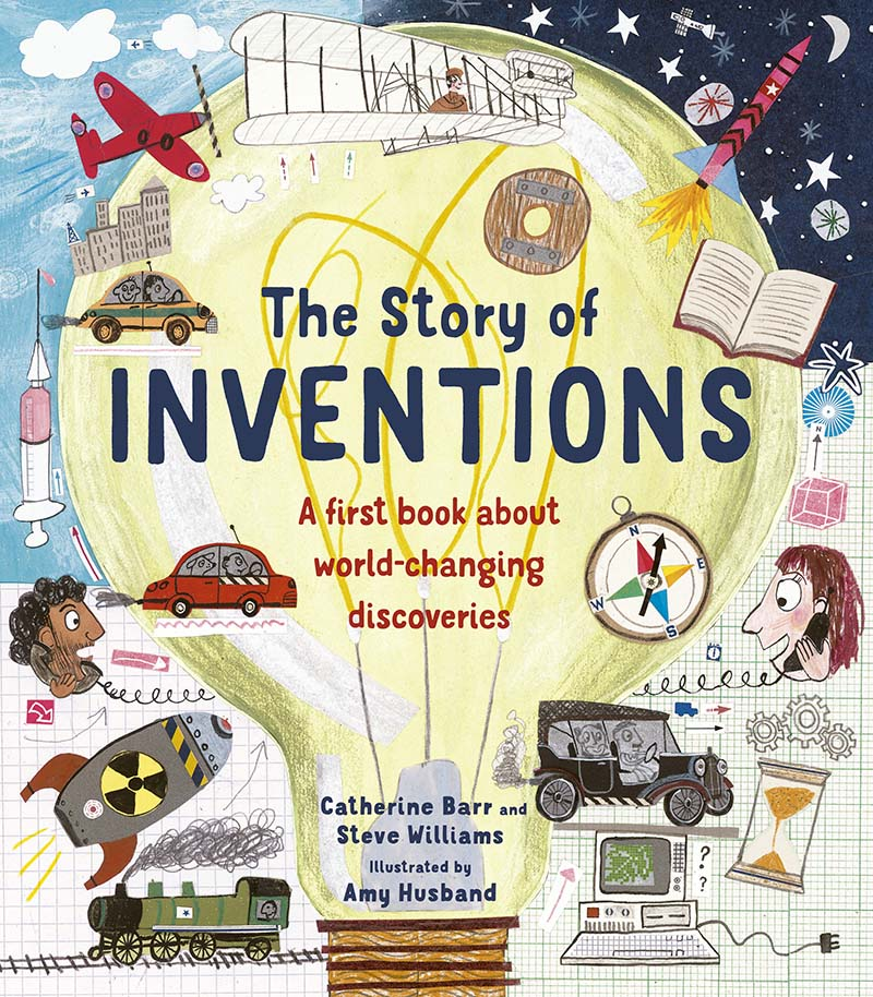 The Story of Inventions - Jacket