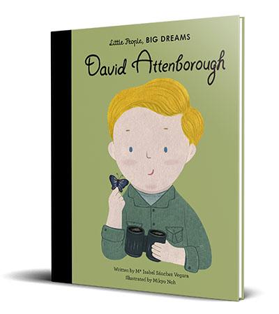David Attenborough - Jacket