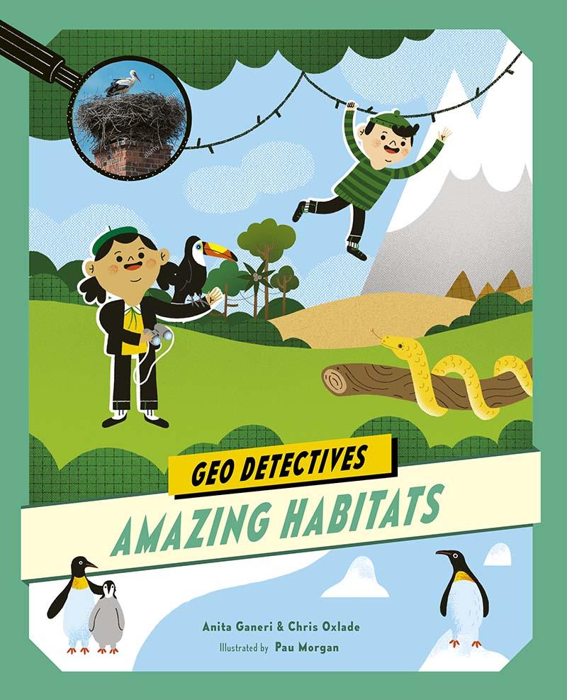 Amazing Habitats - Jacket