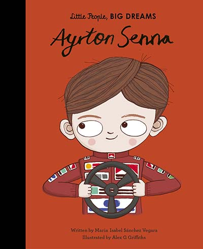 Ayrton Senna - Jacket