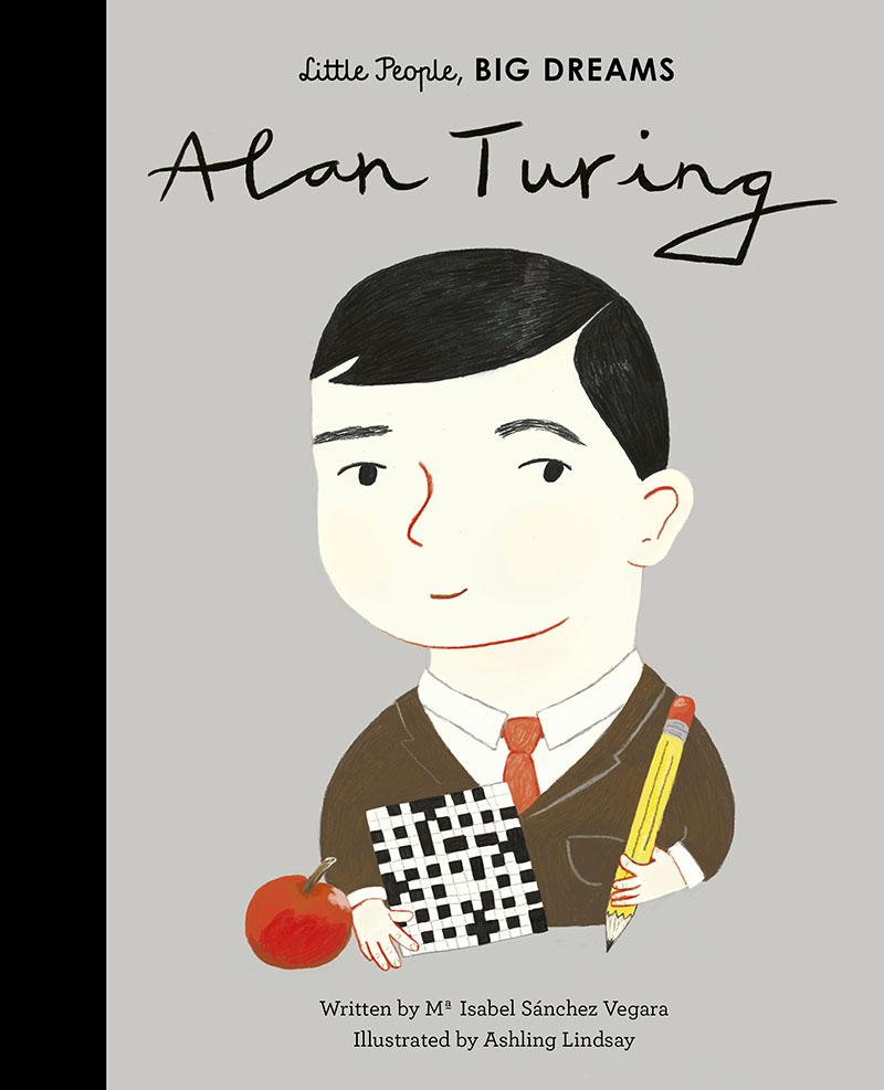 Alan Turing - Jacket