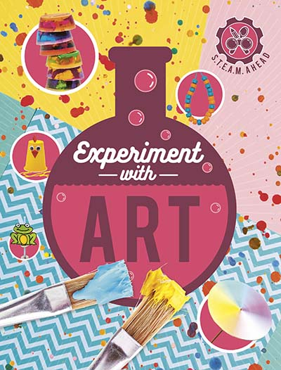 Experiment with Art - Jacket