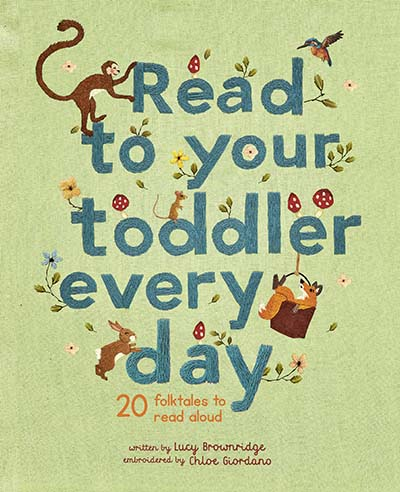Read To Your Toddler Every Day - Jacket