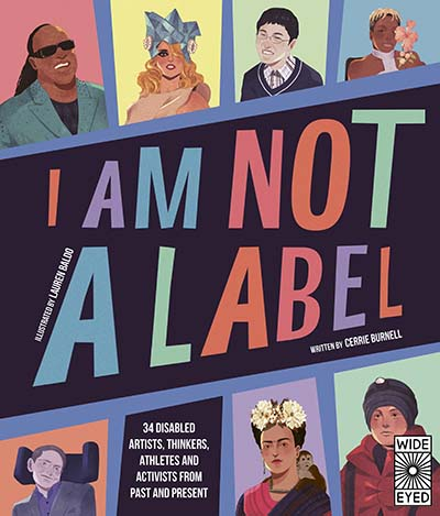 I Am Not a Label - Jacket