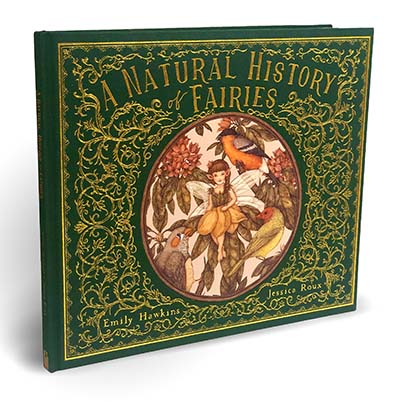 A Natural History of Fairies - Jacket