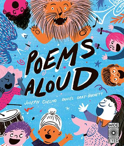Poems Aloud - Jacket