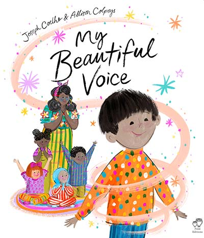 My Beautiful Voice - Jacket