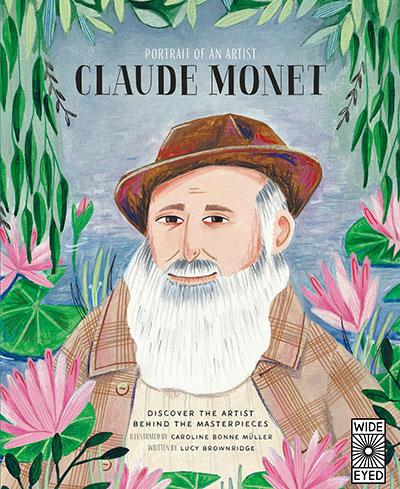 Portrait of an Artist: Claude Monet - Jacket