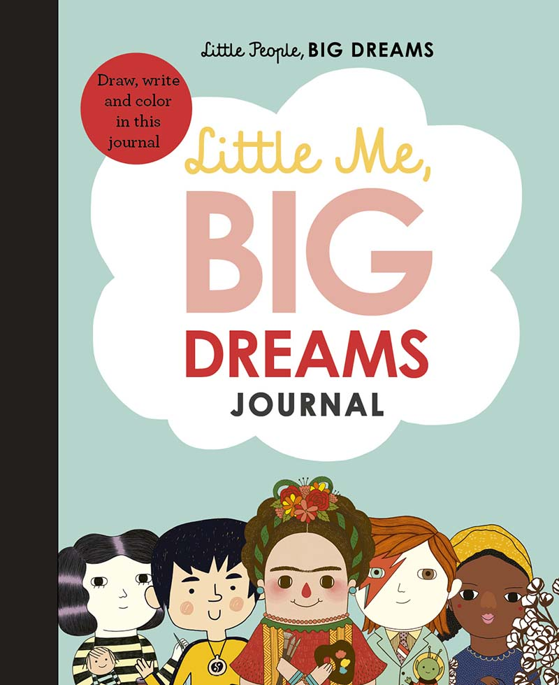 Little Me, Big Dreams Journal - Jacket
