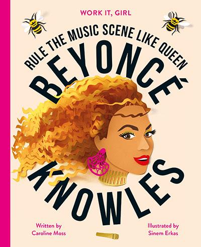 Work It, Girl: Beyoncé Knowles - Jacket