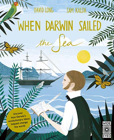 When Darwin Sailed the Sea - Jacket