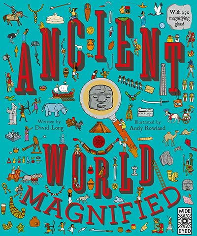 Ancient World Magnified - Jacket