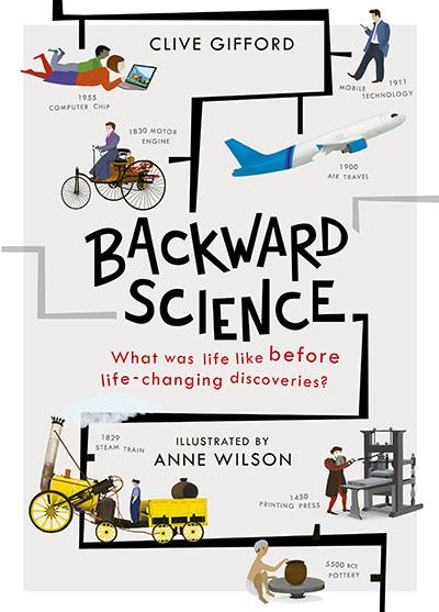 Backward Science - Jacket