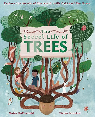 The Secret Life of Trees - Jacket