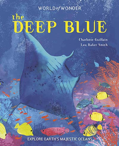 The Deep Blue - Jacket